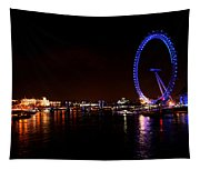 River Thames - London Tapestry