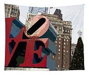 Love In The Park Tapestry