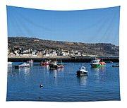 Lyme Regis Harbour Tapestry