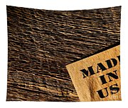 Made In Usa Tapestry