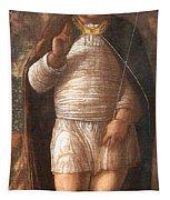 Mantegna's The Infant Savior Tapestry