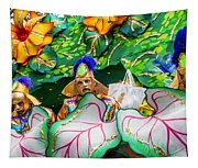 Mardi Gras Float Tapestry