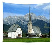 Maria Alm Tapestry