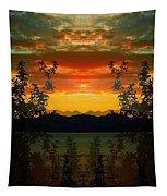 Marsh Lake - Yukon Tapestry