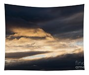 Masses Of Dark Clouds Tapestry