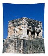 Mayan Ruins Tapestry