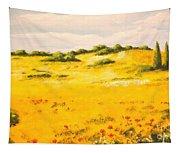 Mediterranean Landscape Tapestry