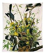 Mocking Birds And Rattlesnake Tapestry