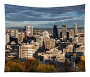 Mont Royal Tapestry