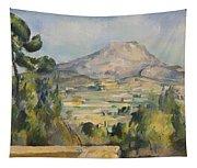 Montagne Saint-victoire Tapestry