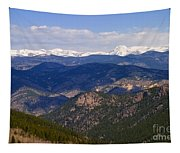 Mount Evans And Continental Divide Tapestry