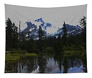 Mt Baker Washington  Tapestry