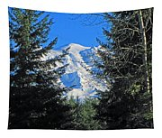 Mt. Rainier I Tapestry