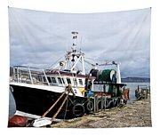New Seeker - Lyme Regis Tapestry