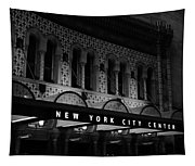 New York City Center Tapestry
