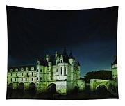Night Lights Tapestry