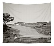 Ninth Hole Tapestry