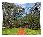 Oak Alley 3 Tapestry