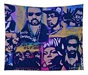 Old School Hip Hop 3 Tapestry