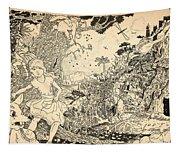 Open Sesame Tapestry