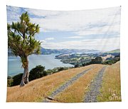 Otago Peninsula Coastal Landscape Dunedin Nz Tapestry