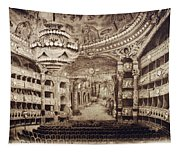 Paris Opera House Tapestry