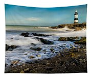 Penmon Lighthouse Tapestry