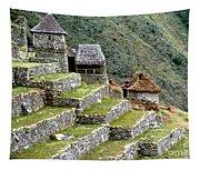 Peru: Machu Picchu Tapestry