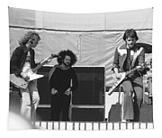 Day On The Green 6-6-76 #3 Tapestry