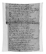 Phillis Wheatley (1753?-1784) Tapestry