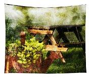 Picnic Daydream Tapestry
