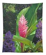 Pink Ginger Tapestry