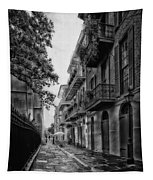Pirate's Alley In New Orleans Tapestry