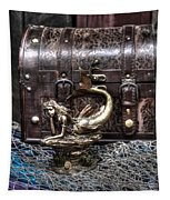 Pirates Of The Caribbean V7 Tapestry