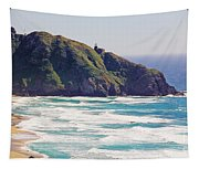 Point Sur Lighthouse Tapestry