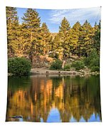 Golden Pond Tapestry