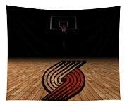 Portland Trailblazers Tapestry