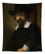 Portrait Of A Man Tapestry