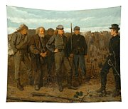 Prisoners From The Front Tapestry