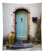 Provence Door Number 2 Tapestry