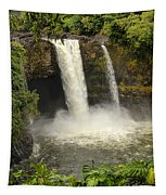 Rainbow Falls Tapestry