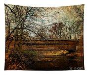 Rapps Dam Covered Bridge Tapestry