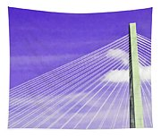 Ravenel Bridge # 2 Tapestry