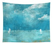 Restless Waters Tapestry