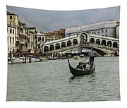 Rialto Bridge Tapestry