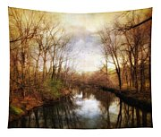 River Reflections Tapestry