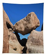 Rock Formation - Joshua Tree National Park Tapestry