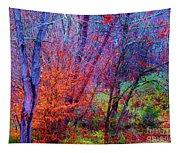 Run Forest Run Tapestry