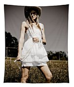 Rural Darkness Tapestry