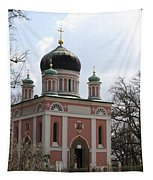 Russian Church Tapestry